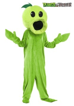 Adult  Plants Vs Zombies Peashooter Costume