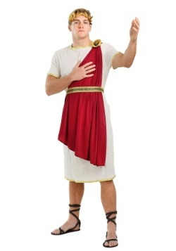 Roman Senator Plus Size Mens Costume