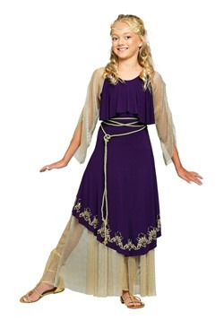 Girl's Aphrodite Goddess Costume