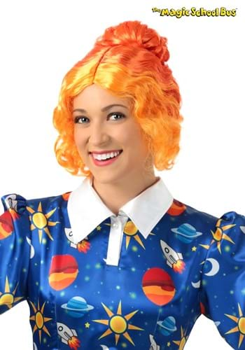 The Magic School Bus Ms Frizzle Wig