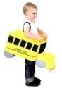 Ride In School Bus Toddler Costume