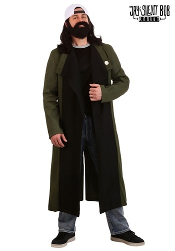 Silent Bob Plus Size Mens Costume 1