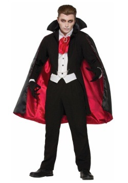 Classic the Count Vampire Costume