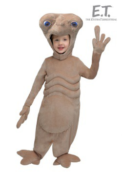 E.T. Plush Toddler Costume