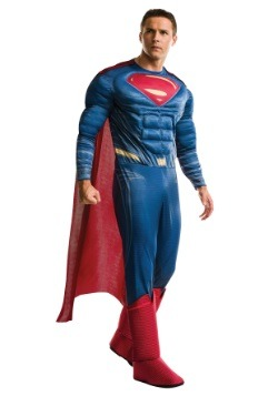 Deluxe Adult Dawn of Justice Superman Costume