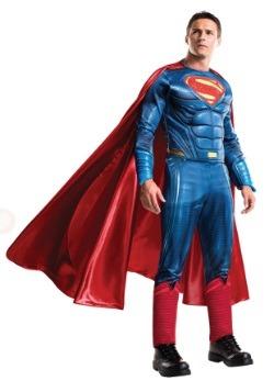Men's Grand Heritage Dawn of Justice Superman Costume