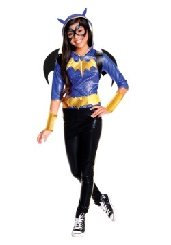 DC Superhero Girls Batgirl Deluxe Costume