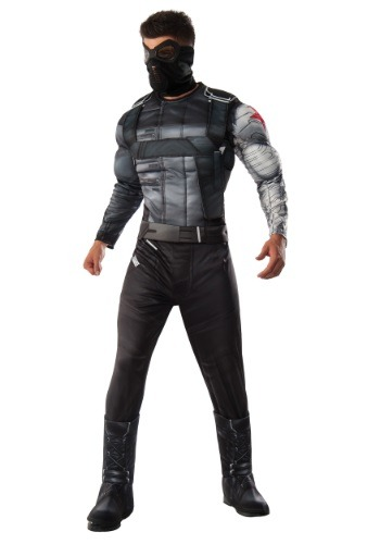 Men's Deluxe Civil War Winter Soldier Costume