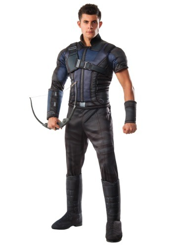 Men's Deluxe Civil War Hawkeye Costume