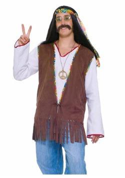 Men's Hippie Vest