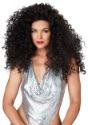 Brunette Disco Diva Wig