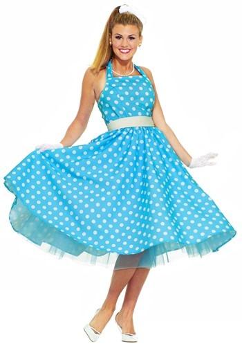 Ladies 50s Costume