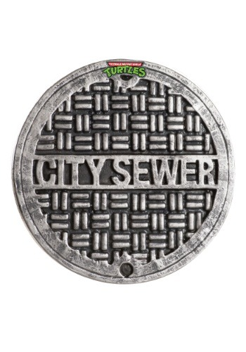 Child TMNT Sewer Cover Shield