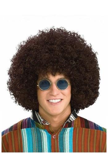 Hippie Afro Wig