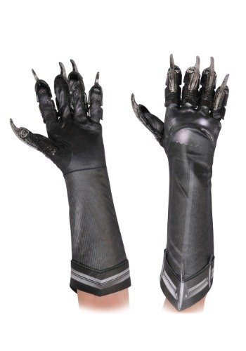 Black Panther Deluxe Child Gloves