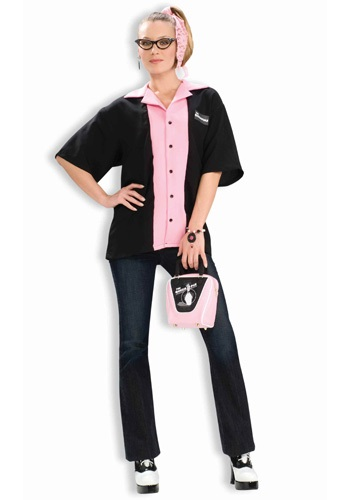 Queen Pins Bowling Shirt