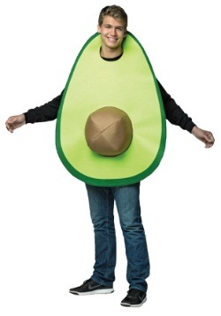 Avocado Adult Costume