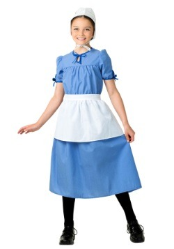 Amish Prairie Girl Costume