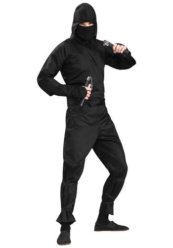Adult Deluxe Ninja Costume