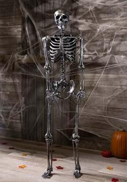 Lifesize Black Skeleton