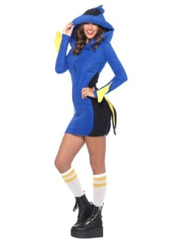 Adult Cozy Bluefish Costume