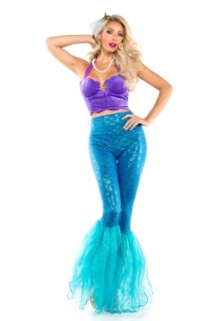 Women's Fantasy Mermaid Costume