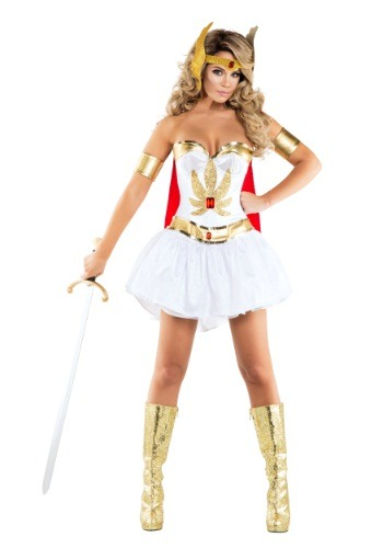 Sexy Power Princess Costume