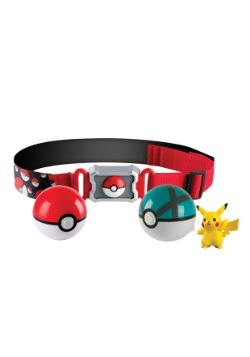 Pokemon Clip n' Carry Poke Ball Belt