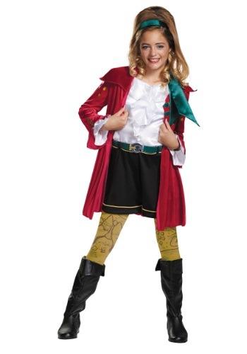 Descendants Girl's CJ Deluxe Costume