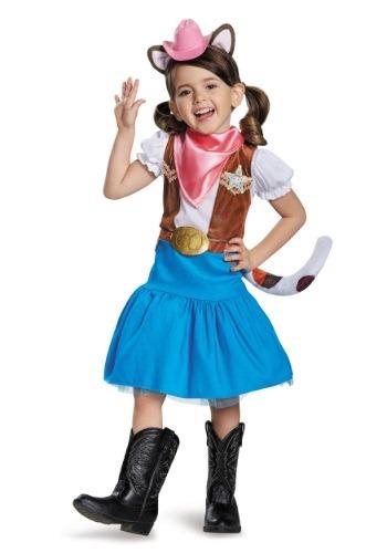 Sheriff Callie Classic Girls Costume