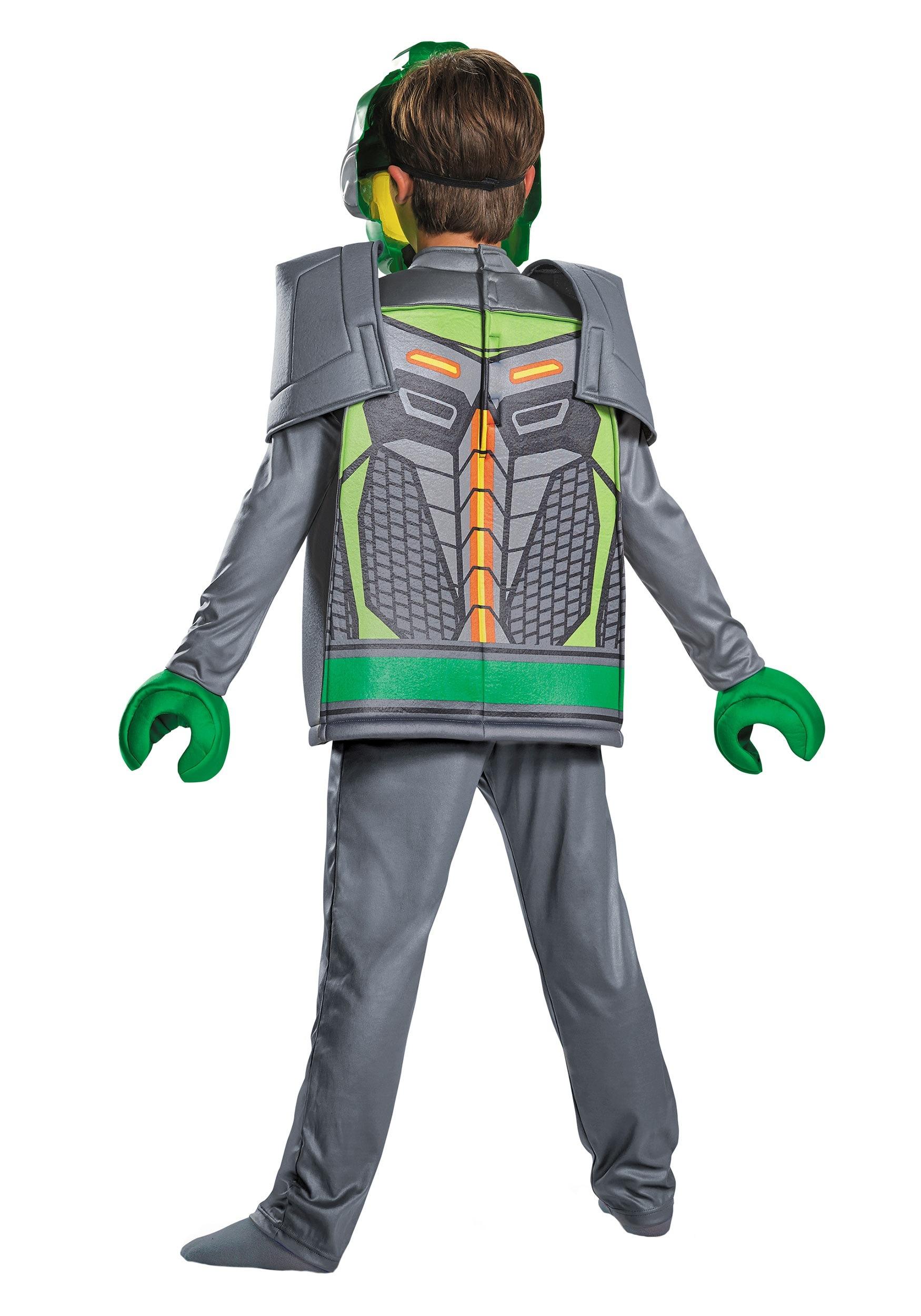 sc 1 st  Halloween Costumes AU & Deluxe Nexo Knights Aaron Boys Costume