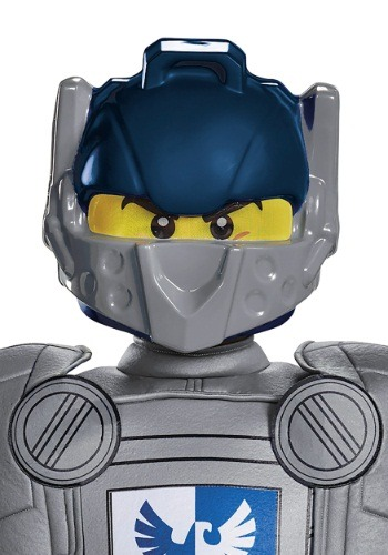 Nexo Knights Clay Lego Child Mask