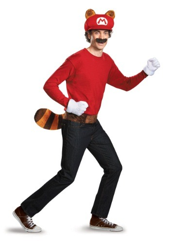 Mario Raccoon Adult Kit