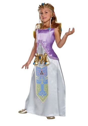 Child Deluxe Zelda Costume
