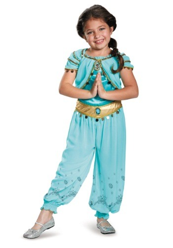 Child Jasmine Prestige Costume