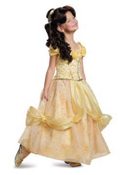 Child Ultra Prestige Belle Costume