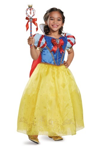 Child Snow White Prestige Costume
