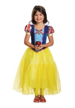 Child Snow White Deluxe Costume
