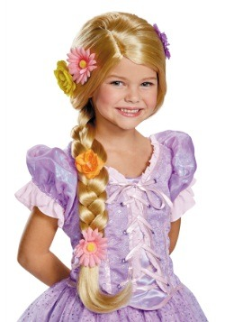 Child Prestige Rapunzel Wig