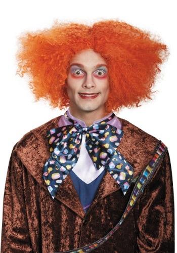 Alice in Wonderland Mad Hatter Adult Wig