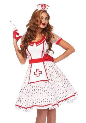 Women's Bedside Betty Costume