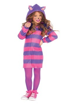 Girl's Cheshire Cat Cozy Costume