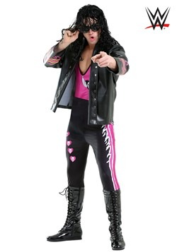 WWE Bret Hart Mens Costume