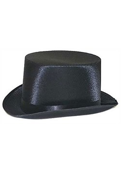 Wizard of Oz Black Top Hat