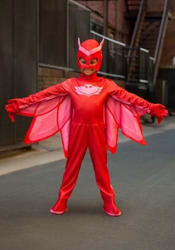Deluxe PJ Masks Owlette Costume 1