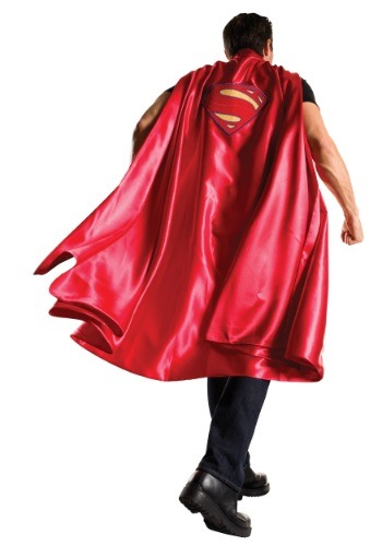 Dawn of Justice Adult Deluxe Superman Cape