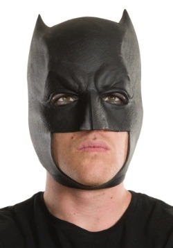 Dawn of Justice Adult 3/4 Batman Mask