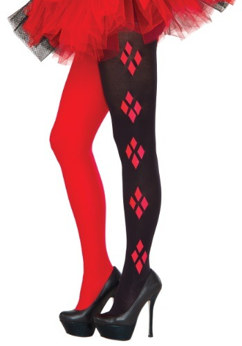 DC Women's Harley Quinn Tights