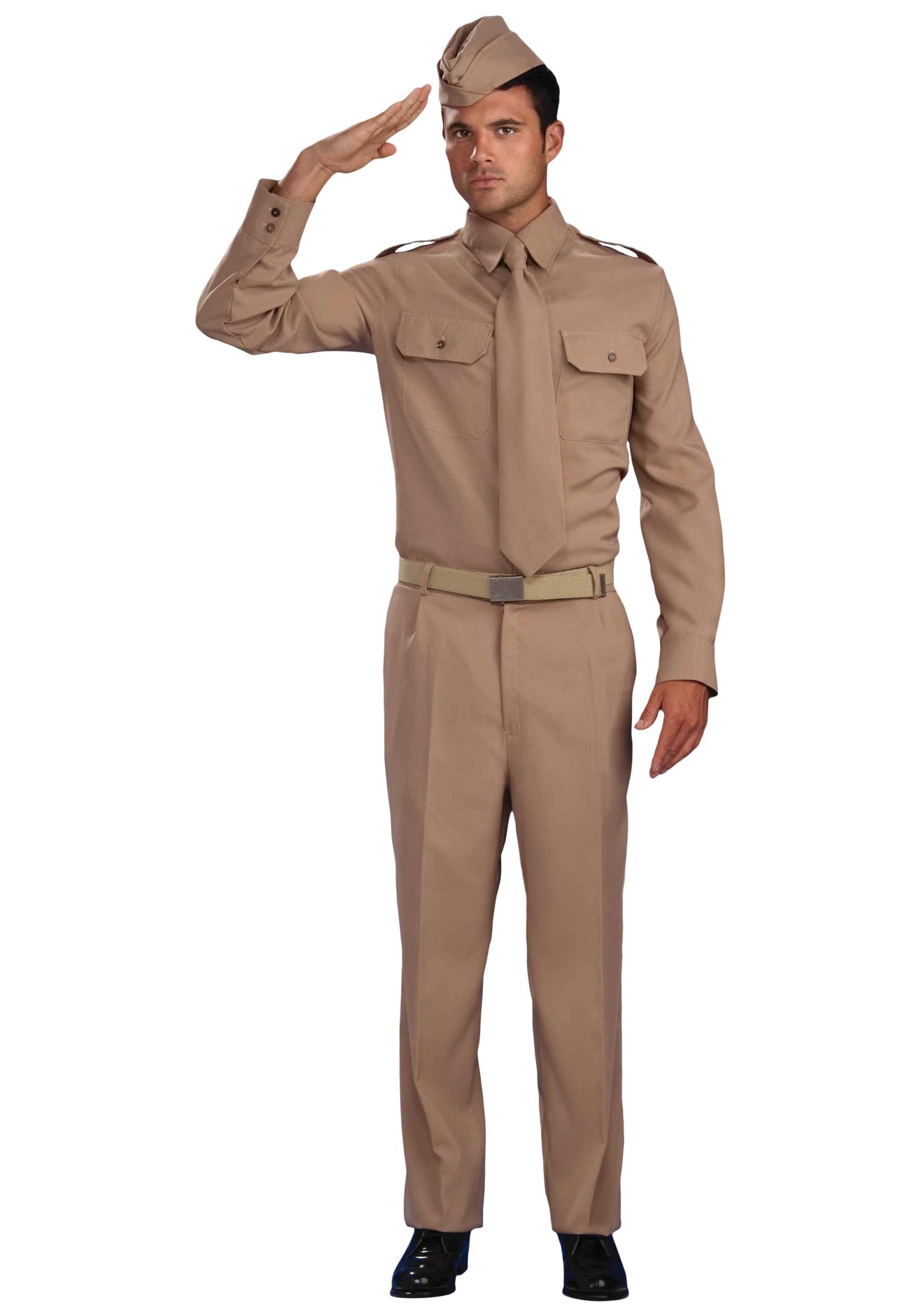 sc 1 st  Halloween Costumes UK & WW2 Army Costume