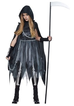 Child Reaper Girl Costume